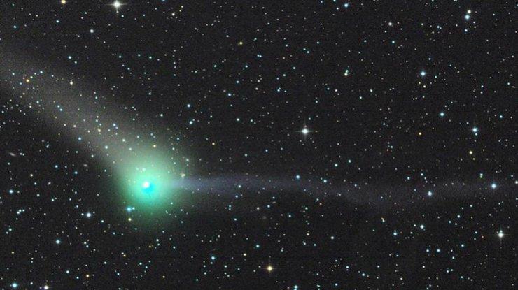 7 августа к Земле максимально приблизится зеленая комета [ Редактировать ]