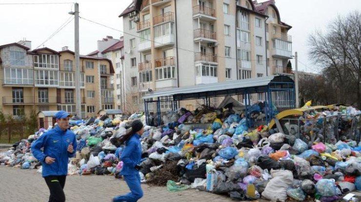 ЕББР выделит 35 миллионов на мусороперерабатывающий завод во Львове [ Редактировать ]