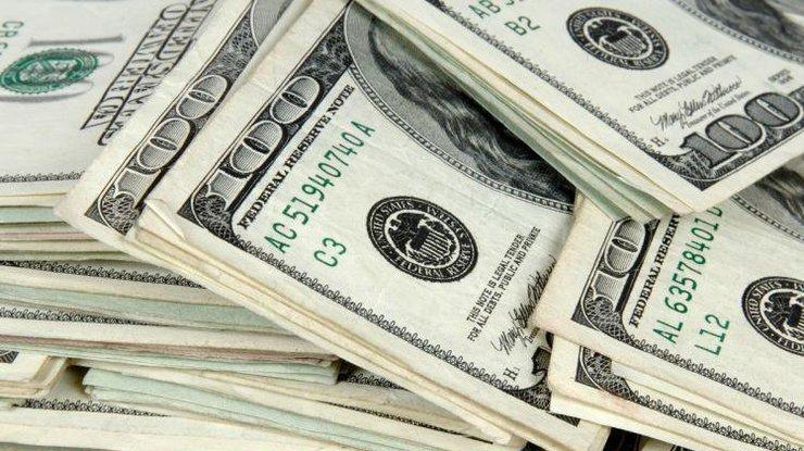 Валютные резервы НБУ стремительно падают [ Редактировать ]