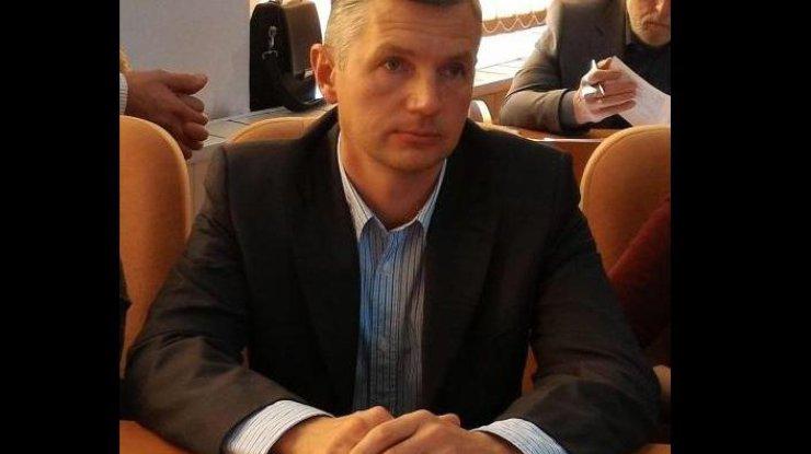 Вице-мэр Каменского умер от страшных травм [ Редактировать ]