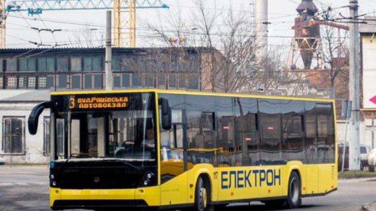Во львовских автобусах появится бесплатный Wi-Fi [ Редактировать ]