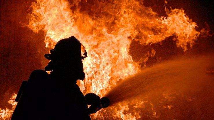 Во Львовской области сожгли табор ромов [ Редактировать ]