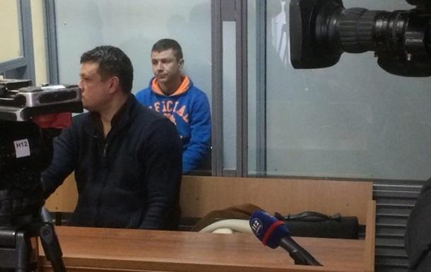 Арестован военный, зарезавший мужчину на остановке в Киеве