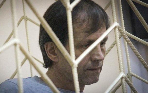 Балух прекратил голодовку в крымском СИЗО
