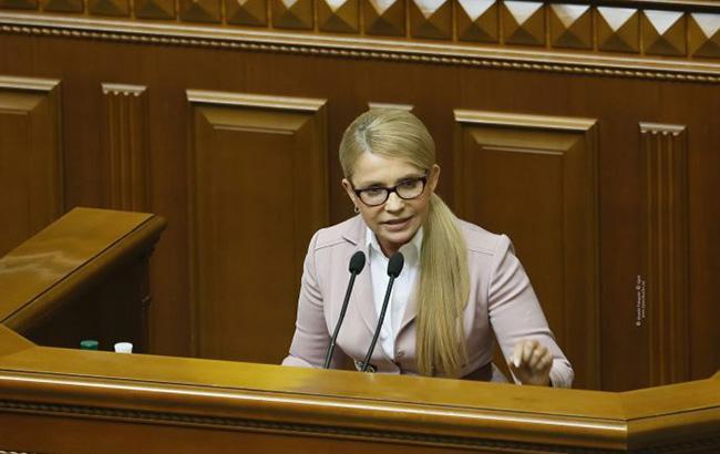 Батькивщина требует внеочередного заседания Рады из-за повышения тарифов на газ