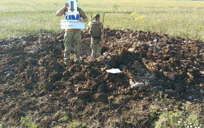 Боевики обстреляли позиции ООС в районе Светлодарска из Градов