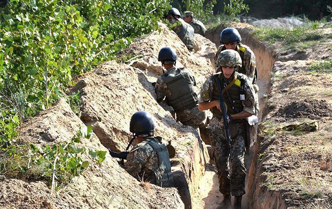 Боевики за день 5 раз обстреливали позиции ООС, - штаб