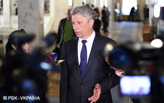 Бойко: ошибки в политике вычеркивают Украину из повестки дня мирового сообщества