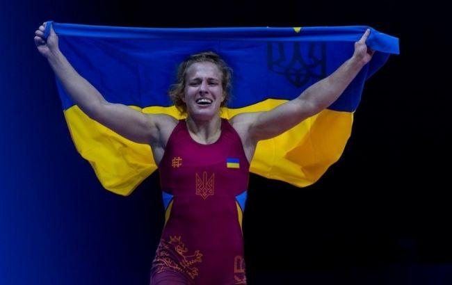 Черкасова стала победительницей чемпионата мира по вольной борьбе