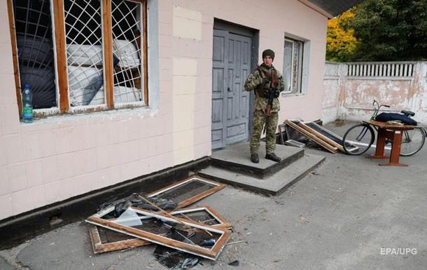 ЧП под Ичней: в полиции рассказали о разрушениях