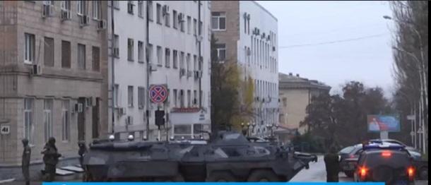 Что происходит в Луганске: хроника конфликта