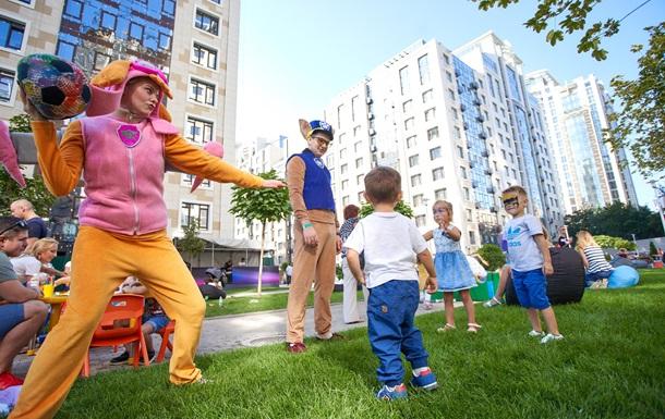 City Resort – новый формат жизни для жителя столицыРеклама