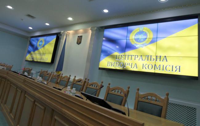 ЦВК затвердила бюджет на проведення місцевих виборів в ОТГ