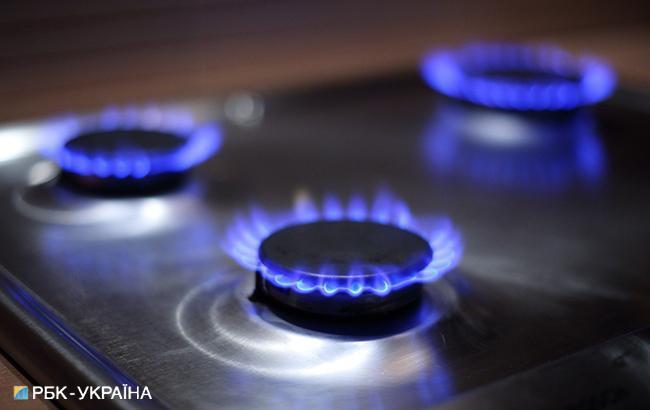 Добыча газа в Украине снизилась на 1% в первом полугодии