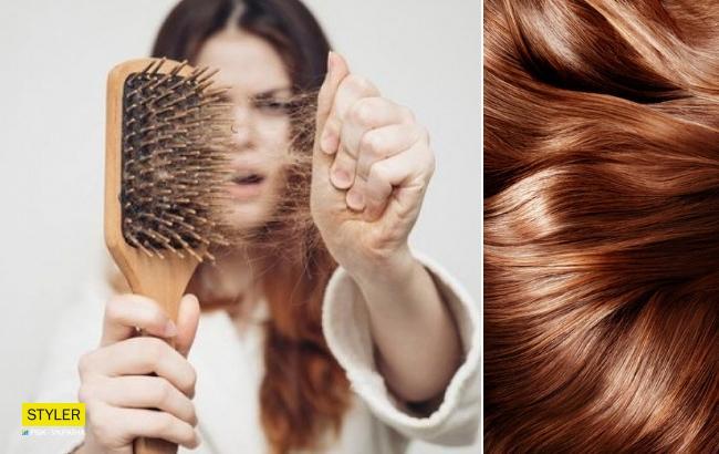 Эксперты назвали топ-5 причин выпадения волос