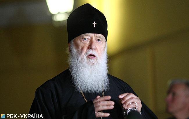 Філарет сподівається, що три лаври приєднаються до української єдиної православної церкви
