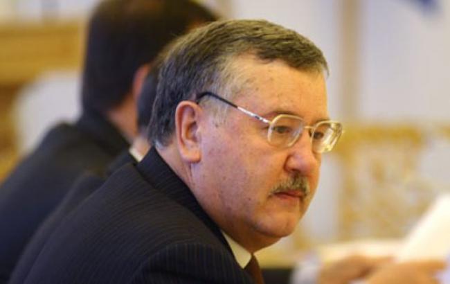 Гриценко решил подать в отставку с поста главы партии Гражданская позиция