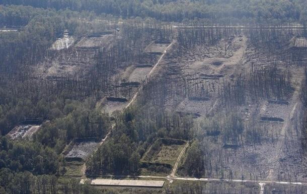 ГСЧС полностью очистила территорию от боеприпасов в Калиновке