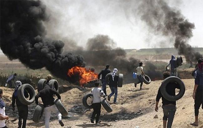 ХАМАС готовит очередные акции на границе сектора Газа, - МИД Израиля
