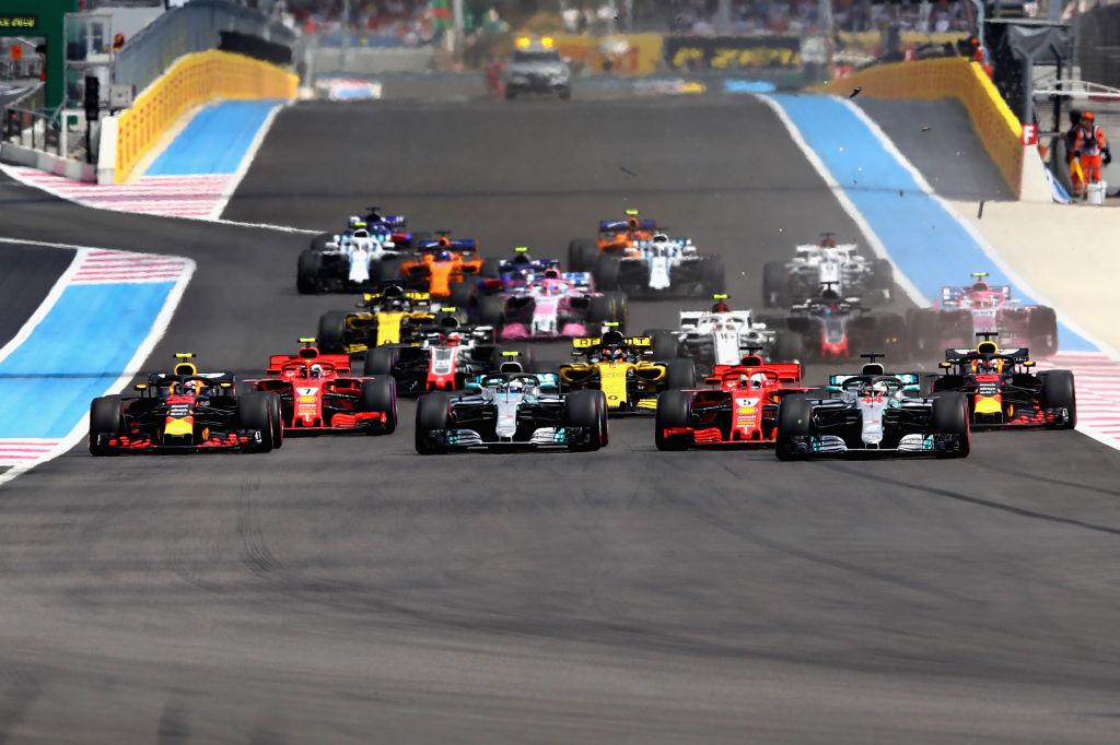 Хэмилтон выиграл Гран-при Франции и вышел в лидеры чемпионата