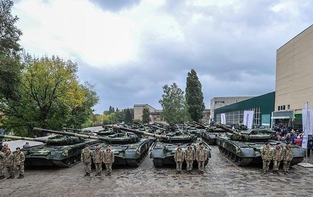 Кабмин назвал расходы на модернизацию и закупку военной техники в 2019