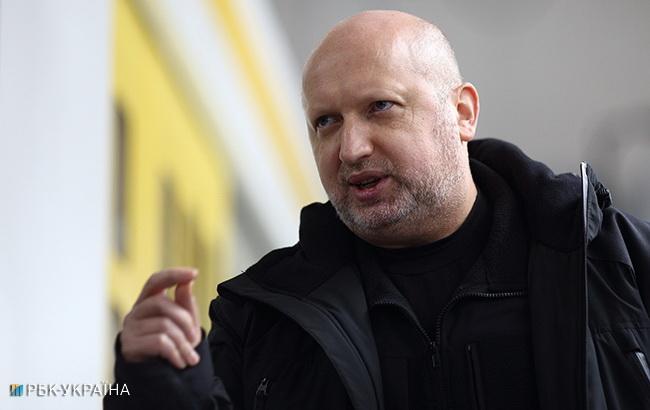 Катастрофа MH17: Турчинов назвал фейком заявление РФ о принадлежности ракеты