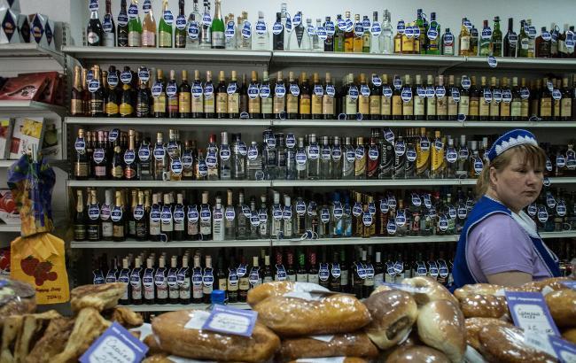 Київрада визначила питання заборони продажу алкоголю уночі як невідкладне