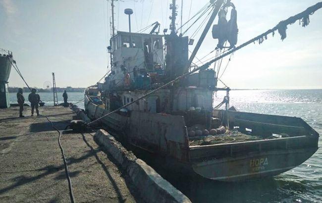Киев опроверг договоренность о возвращении экипажа Норда в Крым