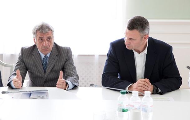 Кличко договорился с застройщиками об игре по правилам