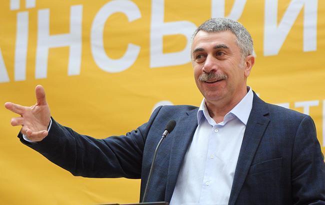 Комаровский рассказал, как бороться с коликами у ребенка