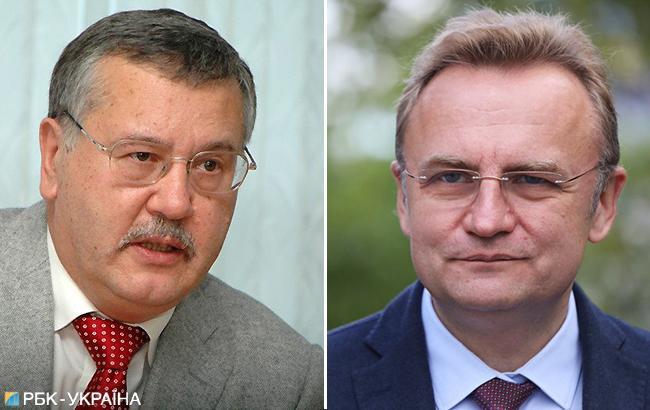 Кожен при своєму: чому Садовий і Гриценко вирішили йти на вибори окремо