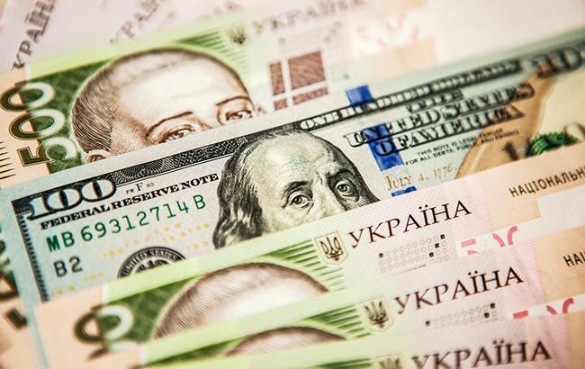 Курс доллара на межбанке вырос до 28,19 грн/доллар