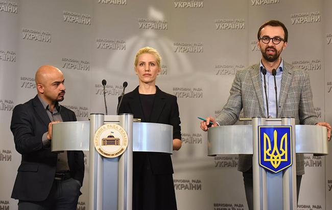 Лещенко, Найєм та Заліщук готують окремий проект перед виборами, - джерела