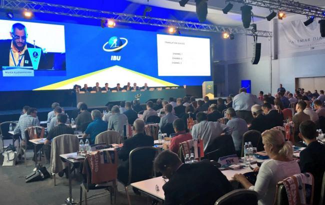 Международный союз биатлонистов отказался восстановить Россию в правах