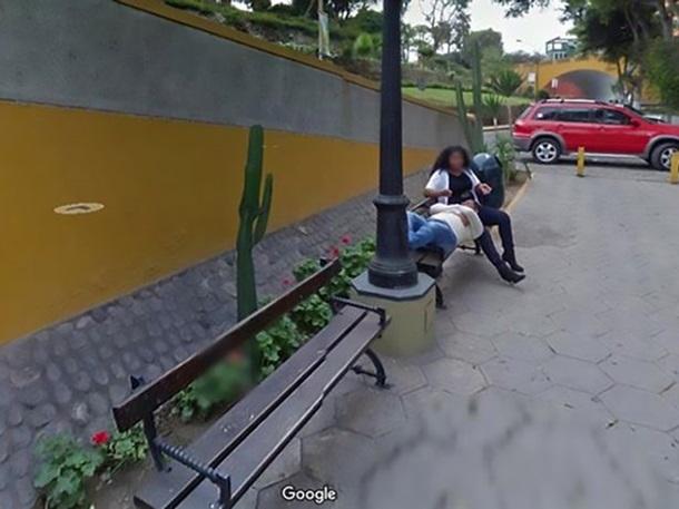 Муж узнал об измене жены благодаря Google Maps