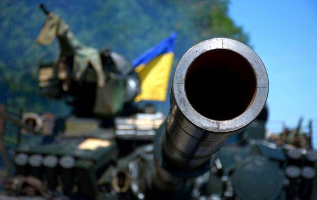 На Донбасі за добу поранений один військовий