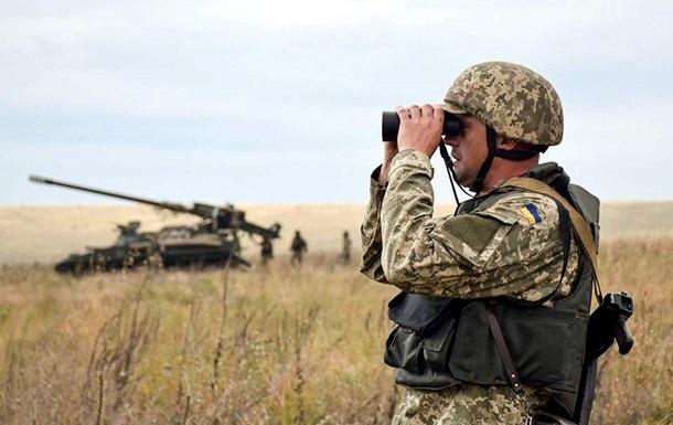 На Донбассе сохраняется тишина - Минобороны