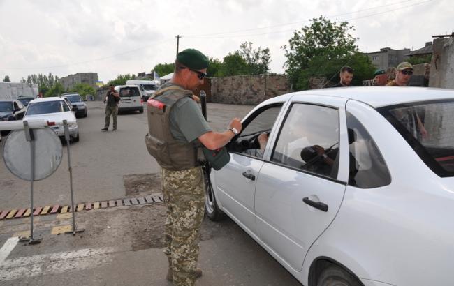 На КПВВ в Донецкой обл. умерла женщина