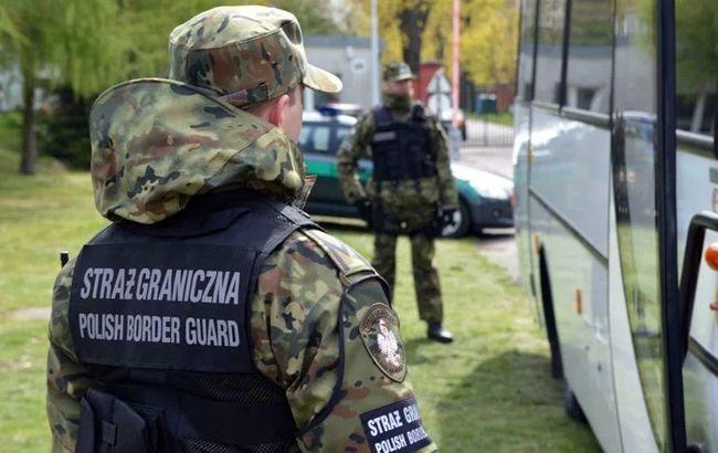 На украинско-польской границе возникли очереди из-за забастовки