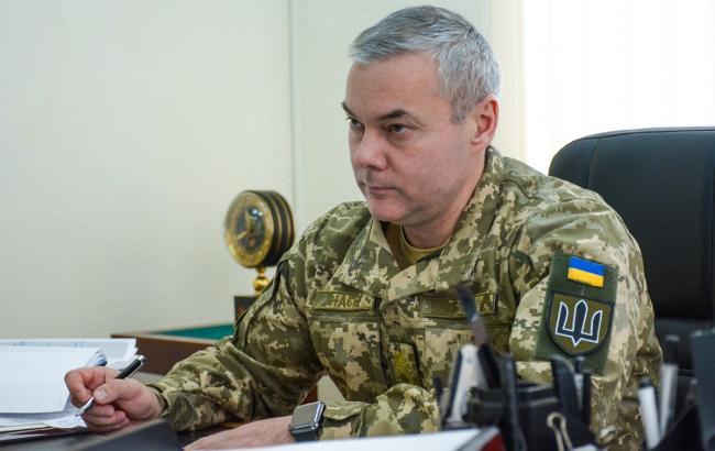Наев: все военные должности в ЛДНР укомплектованы российскими офицерами