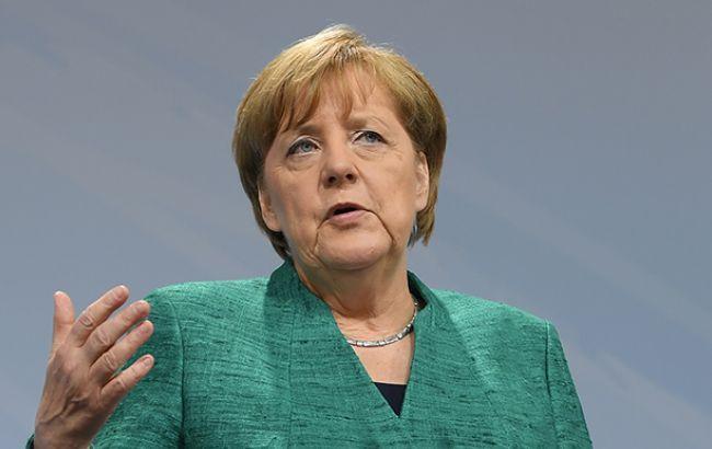 Немецкие военные столкнулись с российской гибридной войной в Литве, - Меркель