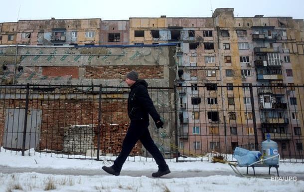 Обстрел Авдеевки квалифицировали как теракт
