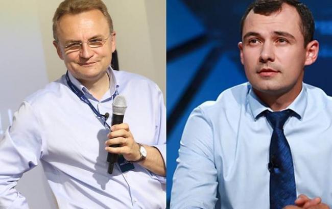 Партии Самопомич и Демальянс пойдут на выборы вместе