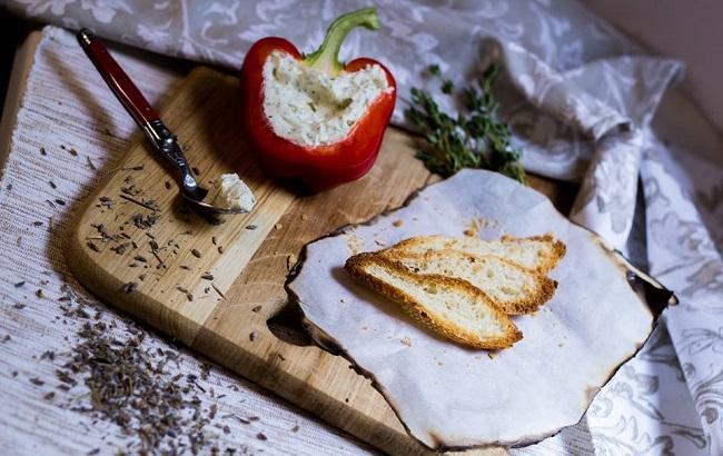 Перец а-ля Прованс: минимум усилий и калорий