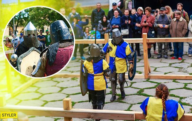 По всем средневековым правилам: в эти выходные в Виннице пройдут рыцарские бои