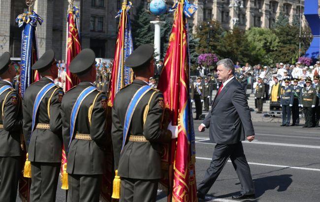 Порошенко наградил пятерых иностранцев орденом За заслуги