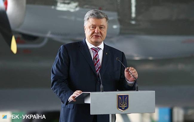 Порошенко назвал строительство общежитий для военных самым масштабным за всю историю ВСУ