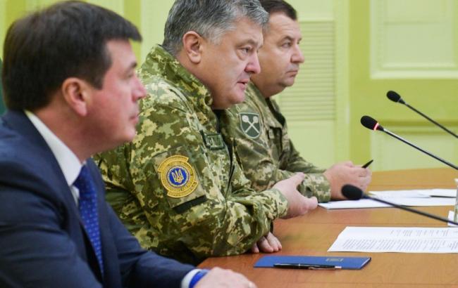 Порошенко назвал вмешательством в дела Украины решение Совета безопасности РФ о защите церквей