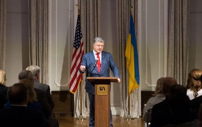 Порошенко передаст генсеку ООН ноту о непродлении договора о дружбе с РФ