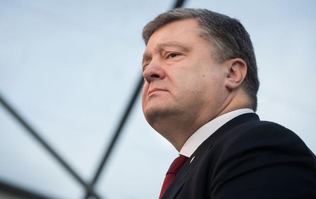 Порошенко созывает силовиков из-за взрывов в Черниговской области